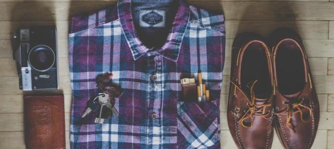 Jak nosić koszulę w kratę?